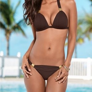 Venus Goddess push up bikini